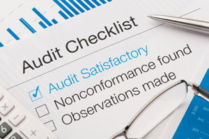 Compliance services including audits in Belfast